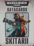 A Box > Adeptus Mechanicus Skitarii Datacards