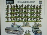 BA > Bolt Action Starter Army - American Infantry 1000pts