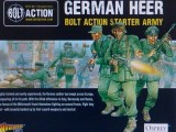BA > Bolt Action Starter Army - German Heer 1000pts