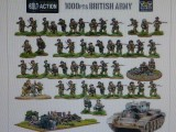 BA > Bolt Action Starter Army - British 1000 pts