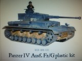 BA > Bolt Action -German Armour Panzer IV Zug (3 Panzer IV's