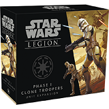 A PREORDER Star Wars Legion - Clone Troopers Phase 1 SWLctp101