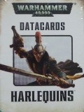 A Box > Harlequin Datacards