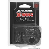 A PREORDER XWing 2nd Ed - First Order Maneuver Dial  SWX2fomd02