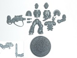 40k Death Watch Kill Team Stalker Boltgun SfDWKTV02 4*6
