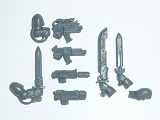 Bits> Deathwatch Kill Team Assualt Weapons BiDWKT01 7*14