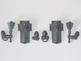 Bits> Deathwatch Kill Team Power Mauls & Shields BiDWKT01 13*14