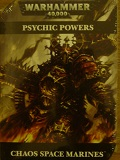 A Deck > Chaos Space Marine Psychic Powers