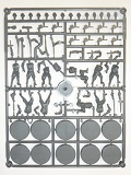 Wargames Factory Sprue> Russian Late War Infantry - 10 Troops