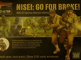 Bolt Action Box> American US Nisei Infantry - 27 Troops