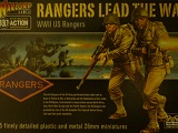 Bolt Action Box> American US Rangers - 25 Troops