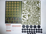 Sprue> Pox Infected Sprue Set RTBS01.150918 6o7