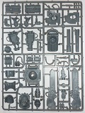 Sprue> Imperial Knight Arm Weapons Sprue IK01 3*3