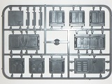 Sprue> Civilian Buildings Medium Terrain Sprue ATCI01 4*4