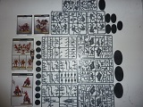 Sprue> Wrath Rapture Khorn Demon Half Sprue Set WRBS01 1o3
