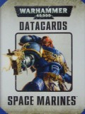 A Box > Space Marines Datacards