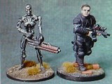 Terminator Genisys The Miniatures Game Box Set