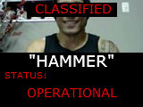 "#MISSING IN ACTION > SGT.""HAMMER""  Confirmed Kills > 12"