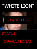 "#MISSING IN ACTION > SGT.""WHITE LION""  Confirmed Kills > 4"