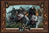 A PREORDER Song Of Ice & Fire - Bolton Bastards Girls SOIFbbg01