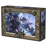 A PREORDER Song Of Ice&Fire - Free Folk Savage Giants SOIFffsg01