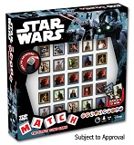 Star Wars Top Trumps Match Boardgame SWTTmbg01