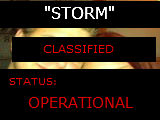 "#MISSING IN ACTION > SGT.""STORM""  Confirmed Kills > 62"