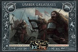 A Song Of Ice & Fire - Stark Umber Greataxes  SOIFsug03